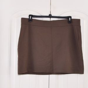 J. Jill Pure Jill Stretch Skirt Size XL  NWT